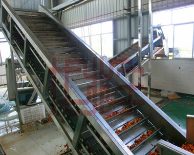 Stainless steel elevator conveyor feeder, stainless steel scraper elevator